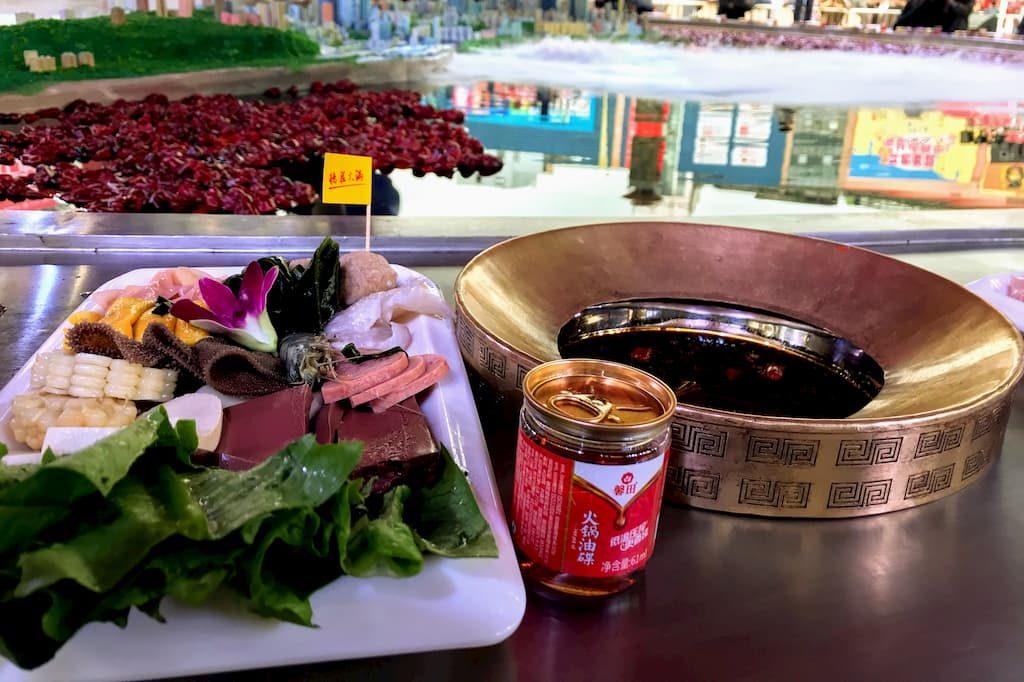 重慶火鍋祭り